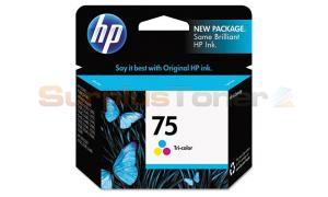 HP NO 75 INK TRI-COLOR (CB337WN)