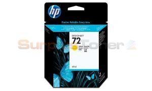 HP NO 72 INK YELLOW 69ML (C9400A)