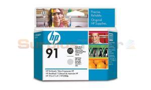 HP NO 91 PRINTHEAD PHOTO BLACK AND LIGHT GRAY (C9463A)