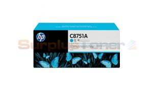 HP CM 8060 INK CARTRIDGE CYAN (C8751A)