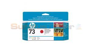 HP 73 INK CARTRIDGE CHROMATIC RED 130ML (CD951A)
