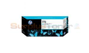 HP 772 DESIGNJET INK CARTRIDGE LIGHT CYAN 300ML (CN632A)