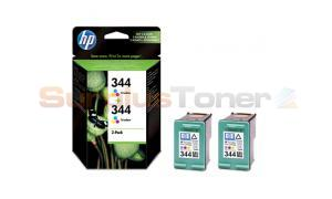 HP 344 INK CARTRIDGES TRI-COLOR (C9505EE)