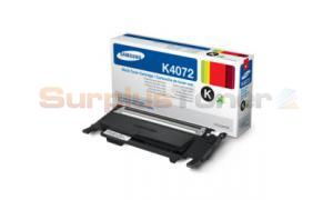 SAMSUNG CLP-320 TONER CARTRIDGE BLACK (CLT-K4072S/ELS)