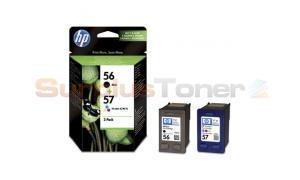 HP 56 57 INK CARTRIDGE CMYK COMBO-PACK (SA342AE)