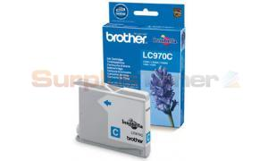 BROTHER MFC-235C INK CARTRIDGE CYAN (LC-970C)
