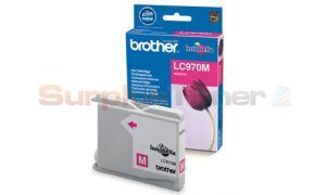 BROTHER MFC-235C INK CARTRIDGE MAGENTA (LC-970M)