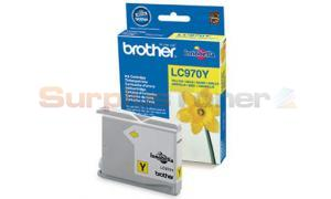 BROTHER MFC-235C INK CARTRIDGE YELLOW (LC-970Y)