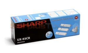 SHARP UX-310 UX-470 THERMAL RIBBONS (UX-93CR)