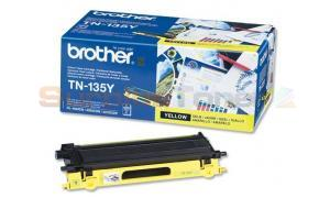 BROTHER DCP-9042CDN TONER CARTRIDGE YELLOW 4K (TN-135Y)