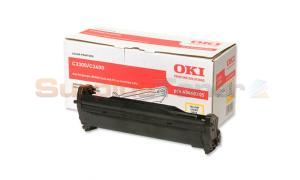 OKI C3300/C3400 IMAGE DRUM YELLOW (43460205)