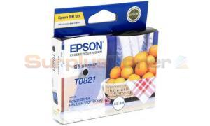 EPSON STYLUS PHOTO R290 INK CARTRIDGE BLACK (T082190)