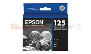 EPSON STYLUS NX625 INK CARTRIDGE BLACK (T125120)