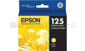 EPSON STYLUS NX625 INK CARTRIDGE YELLOW (T125420)