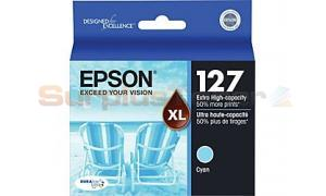 EPSON STYLUS NX625 INK CARTRIDGE CYAN XHY (T127220)