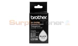 BROTHER MFC-7000FC INK BLACK 700 PAGES (LC-01BK)
