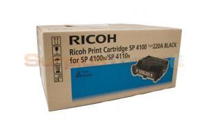 RICOH TYPE 220A AFICIO SP4100N PRINT CARTRIDGE BLACK (402810)