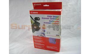 CANON IMAGE SCANNER COLOR IS-12 (Q70-3560-414)