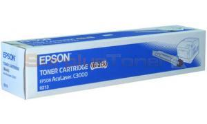 EPSON C3000 TONER CARTRIDGE BLACK (S050213)