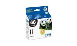 EPSON NO 68 STYLUS CX5000 INK CTG BLACK HY (T068120-D2)