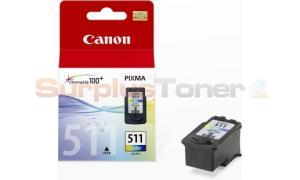 CANON CL-511 INK CARTRIDGE COLOR (2972B001)