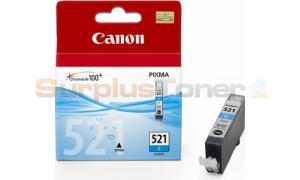 CANON CLI-521C INK CARTRIDGE CYAN (2934B001)