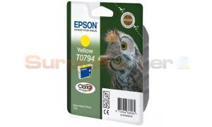 EPSON STYLUS PHOTO 1400 INK CARTRIDGE YELLOW (C13T07944010)