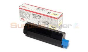 OKI C3200 TONER YELLOW HY (42804537)