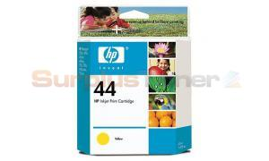 HP 44 INK CARTRIDGE YELLOW 42ML (51644YL)