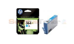 HP 364XL INK CARTRIDGE CYAN (CB323EE)