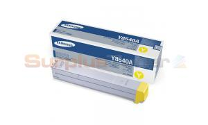 SAMSUNG CLX-8540ND TONER CARTRIDGE YELLOW (CLX-Y8540A)