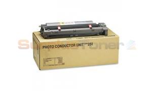 RICOH AFICIO 250 TYPE 251 PHOTO CONDUCTOR UNIT BLACK (209890)