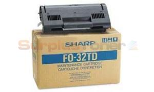 SHARP FO-3250 TONER/DEVELOPER CARTRIDGE BLACK (FO-32TD)