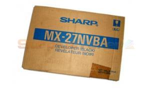 SHARP MX-2300 DEVELOPER BLACK (MX-27NVBA)