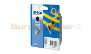 EPSON C43 C45 SERIES INK CARTRIDGE BLACK (C13T03814A10)