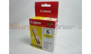 CANON PIXMA BCI-6Y INK TANK YELLOW (4708A002)