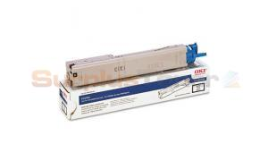 OKI C3400N SERIES TONER CARTRIDGE BLACK 1.5K (43459404)