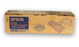 EPSON ACULASER M2000 RETURN STANDARD CAPACITY TONER CARTRIDGE (S050438)