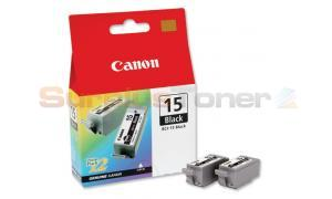 CANON BCI-15 PIXMA IP90 INK CARTRIDGE BLACK (8190A002)