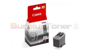 CANON PG-37 INK CARTRIDGE BLACK (2145B003AG)