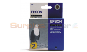 EPSON STYLUS PHOTO 1270 INK CART BLACK (C13T007402)
