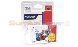 EPSON STYLUS C42 INK COLOR MULTIPACK (C13T036140BA)