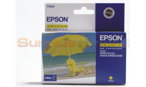 EPSON C64 CX6400 INK CARTRIDGE YELLOW (C13T045440)