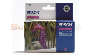 EPSON STYLUS PHOTO RX500 INK CTG MAGENTA (C13T048340)