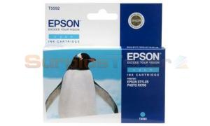 EPSON STYLUS PHOTO RX700 INK CTG CYAN (C13T559240)