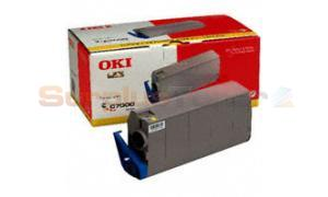 OKIDATA C7000 TYPE C2 TONER YELLOW (41304209)