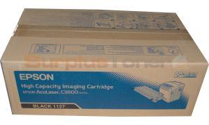 EPSON ACULASER C3800 IMAGING CARTRIDGE BLACK HY (C13S051127)