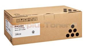 RICOH SP C220E PRINT CARTRIDGE BLACK (406052)