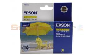 EPSON STYLUS CX6400 INK CARTRIDGE YELLOW HY (C13T044440)