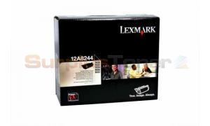 LEXMARK T630 T632 T634 PRINT CARTRIDGE 21K (12A8244)